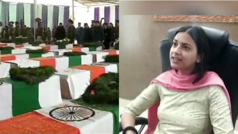 Post Pulwama Attack on CRPF Personnel in Pulwama, Bihar's Sheikhpura DM Adopts Daughters' of Two Bravehearts