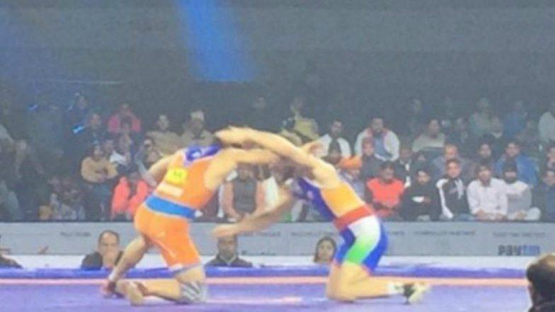 Haryana Beat Defending Champions Punjab Royals to Lift Pro Wrestling League 4 Title