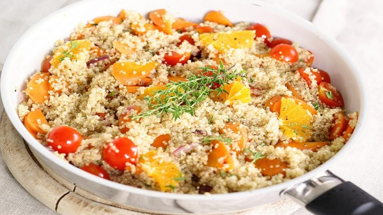 Health Benefits of Quinoa: Why this High-Protein Superfood is Important for Vegans & Vegetarians