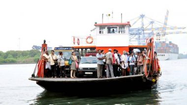 Mumbai to Alibaug in Just One Hour! Now Take Your Cars via Sea As Ro-Ro Service Likely to Start by May 2019