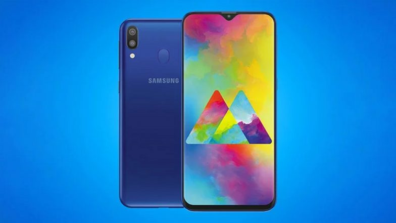 Samsung Galaxy M30 Smartphone India Launch This Month; Likely To Be Priced at Rs 14,999