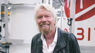 Richard Branson, Founder of Virgin Group to Travel to Space in July
