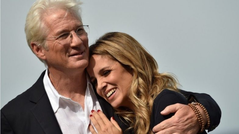 It's A Boy For 69-Year-Old Richard Gere And Alejandra Silva!