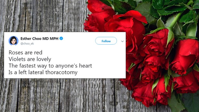 Valentine's Day 2019: Bored of 'Roses are Red'? Here are Different Versions of the Love Poem