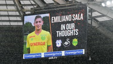 Cardiff City Footballer Emiliano Sala's Dead Body Found From the Wreckage of Missing Plane