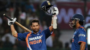 Sachin Tendulkar Birthday:  VVS Laxman, Mohammad Kaif, Deepa Malik and Other Sports Personalities Wish Master Blaster on His 46th Birthday