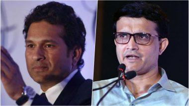 Sachin Tendulkar Wants Two Points Against Pakistan, Sourav Ganguly Wants the ICC Cricket World Cup 2019