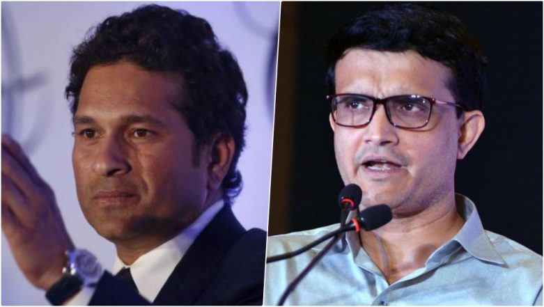 Sachin Tendulkar Wants Two Points Against Pakistan, Sourav Ganguly Wants the ICC Cricket World Cup 2019