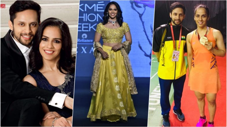 Saina Nehwal Talks About Marriage to Parupalli Kashyap, Walking in LFW 2019, Injuries and Badminton