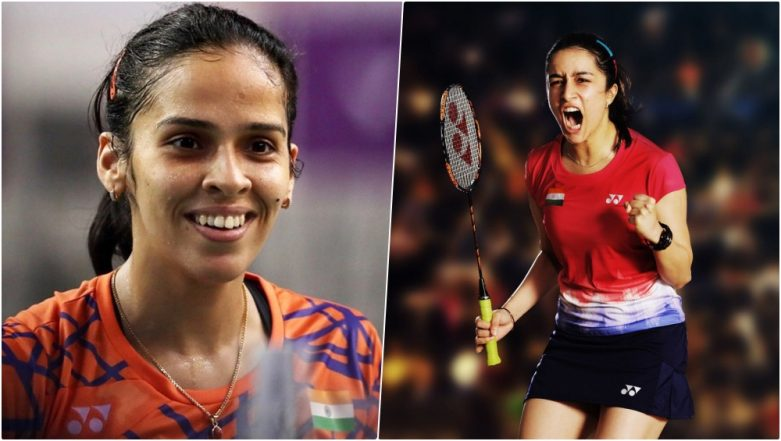 It's Turning Out Well, Says Saina Nehwal on Biopic Starring Shraddha Kapoor