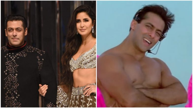 Salman Khan and Katrina Kaif to Feature in a Modern Day Rendition of 'O O Jaane Jaana' And Our Morning is Officially RUINED