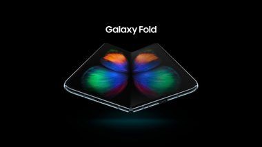 Samsung Galaxy Fold Launching Tomorrow in Korea; To Be Announced in Other Markets Soon: Expected Price, Features & Specifications