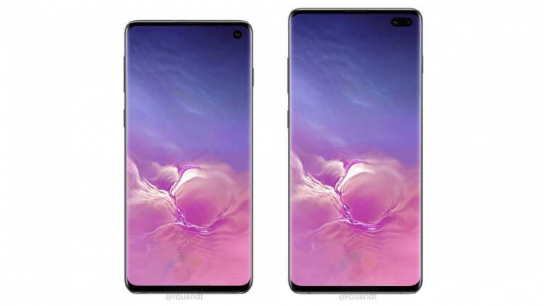 Samsung Galaxy S10 Plus Hands On Video Leaked Ahead of Global Launch