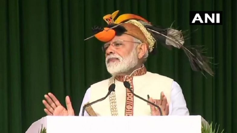 Narendra Modi Declares 100 Per Cent Household Electrification in Arunachal Pradesh