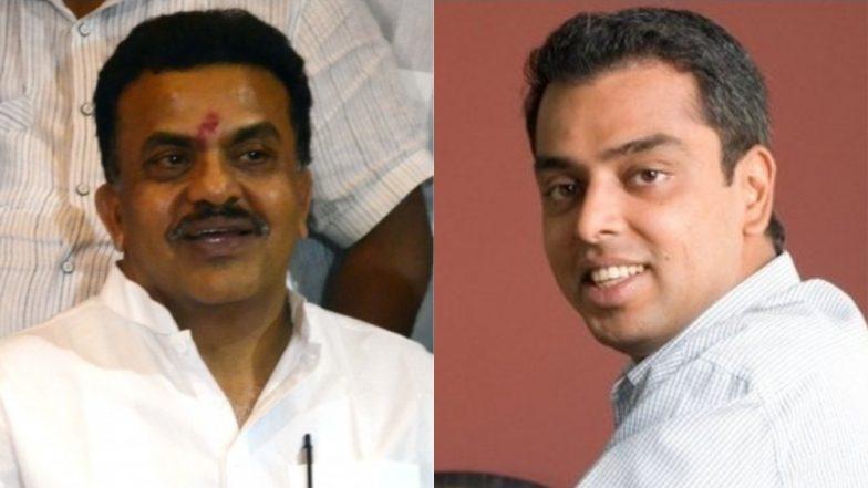 Congress Infighting Out in Open in Mumbai, Milind Deora Blames Sanjay Nirupam For Feud