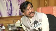 Maharashtra Government Formation: Sanjay Raut Reiterates Shiv Sena CM Will Be For 5 Years, Says 'Won't Side With BJP Even If Offered Lord Indra's Throne'