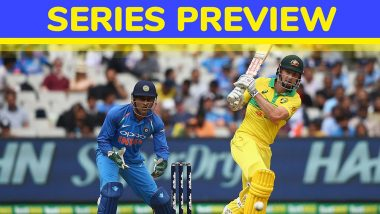 India vs Australia 2019 Series Preview: Australia Eyes Revenge on the Tour to India