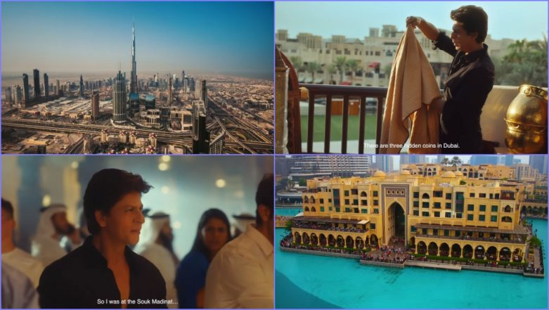 Shah Rukh Khan Is Back in Dubai To Uncover A Secret! Watch Videos