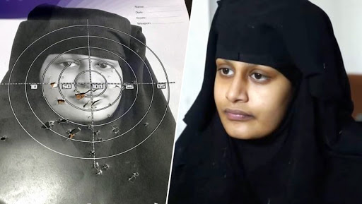 UK Shooting Range Uses Image of Shamima Begum, Who Fled in 2015 to Join ISIS in Syria; Says 'Did It For Fun' After Facing Backlash