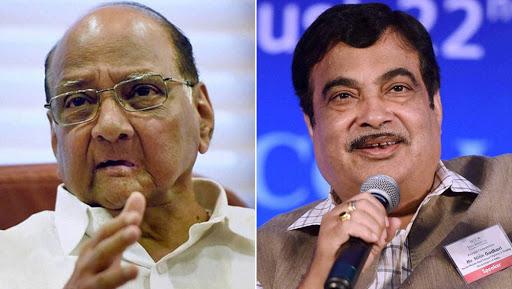 Lok Sabha Elections 2019: Sharad Pawar 'Worried' For Nitin Gadkari as an Alternative to PM Narendra Modi
