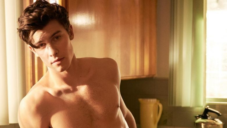 Shawn Mendes Strips To Nothing But Briefs And Makes Us Sing 'Please Have Mercy On Me!'