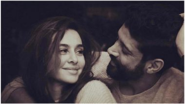 Farhan Akhtar and Shibani Dandekar Celebrate 365 Days of Togetherness! (View Pics)