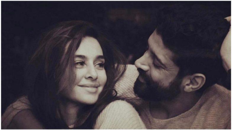 Farhan Akhtar and Shibani Dandekar Celebrate 365 Days of Togetherness! (View Pics)