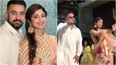 This Video Of Shilpa Shetty and Raj Kundra Dancing To Lamberghini Song Is Simply Adorable!  (Watch Video)