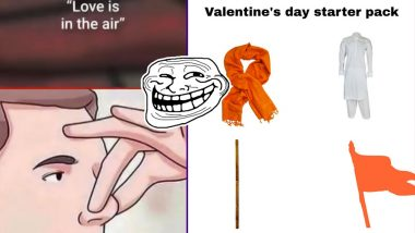 Single on Valentine's Day 2019? Sharing Funny Memes to Joining Bajrang Dal, Here's What You Can Do to Enjoy Your Singlehood on This Day of Love