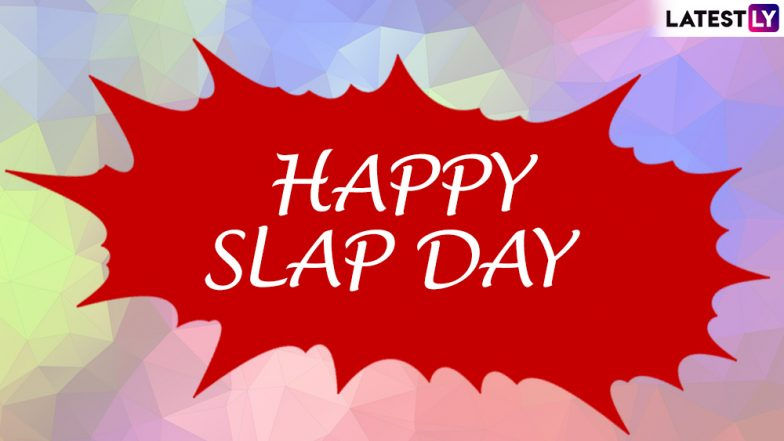 Slap Day Images for Anti-Valentine Week 2019 Celebrations: Funny GIFs to Wish Ex-Lovers Happy Slap Day and Send Shiver Down Their Spines