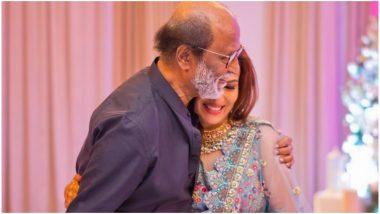 Rajinikanth's Daughter Soundarya Shares a Rare Wedding Picture of the Superstar!
