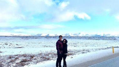 Soundarya Rajinikanth Posts Honeymoon Pics With Husband Vishagam Vanangamudi Amid Pulwama Terror Attack Mourning, Twitterati SLAMS Her Hard