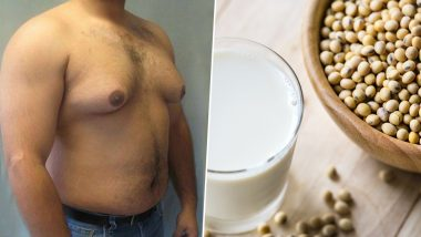 Man Boobs and Soy: Why are Soy Products Bad for Males? Everything You Should Know