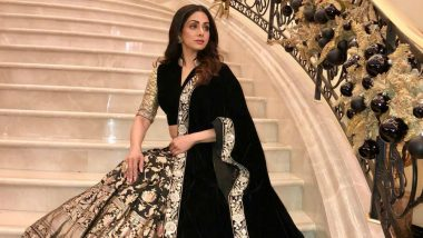 Sridevi's Favourite Handwoven Kota Sari Being Auctioned a Year After Her Death