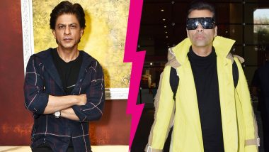 Crack In Shah Rukh Khan-Karan Johar Relationship? The Former Not Keen On Gracing Koffee With Karan 6?