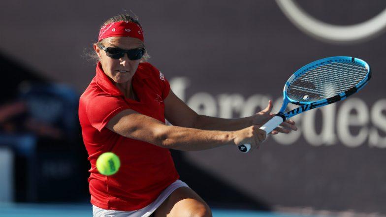 St. Petersburg Ladies Trophy: Kiki Bertens Defeats Croatia's Donna Vekic in Final