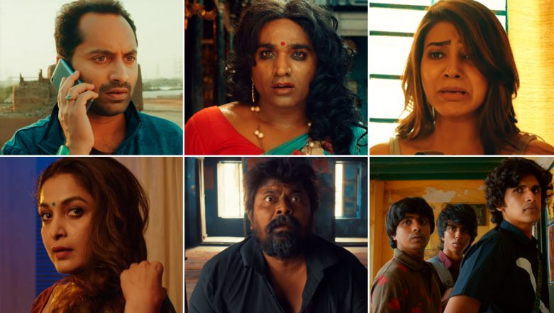 Super Deluxe Trailer: Vijay Sethupathi's Transgender Act and Samantha Akkineni-Fahadh Faasil's Fresh Pairing Make This Black Comedy All the More Special – Watch Video