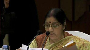 EAM Sushma Swaraj Seeks Report over Visa Denial to German Padma Shri Awardee Friederike Irina