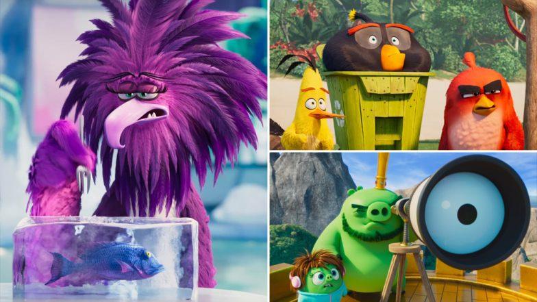 Angry Birds Movie 2 Teaser: Leslie Jones' Zeta Is Firing Ice Balls With A Zero Chill Attitude (Watch Video)