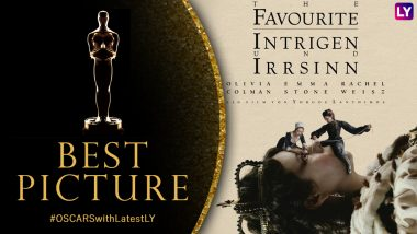 The Favourite Nominated for Oscars 2019 Best Picture Category: All About The Film And It's Chances Of Winning at the 91st Academy Awards