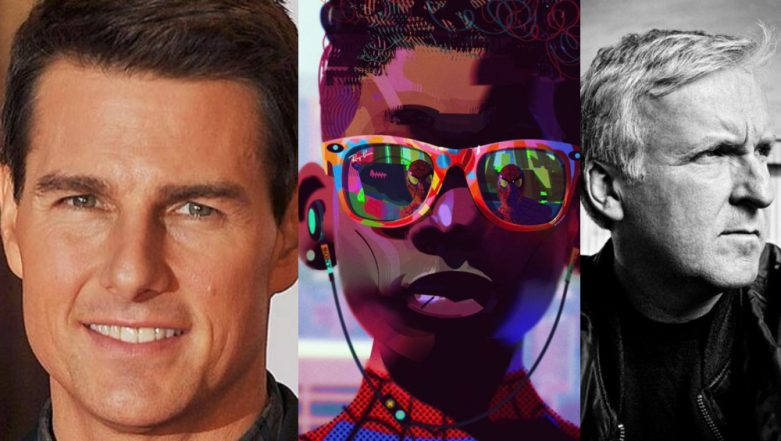 Did You Know? Spider-Man: Into The Spider-Verse Almost Included Tom Cruise and James Cameron in Hilarious Cameos