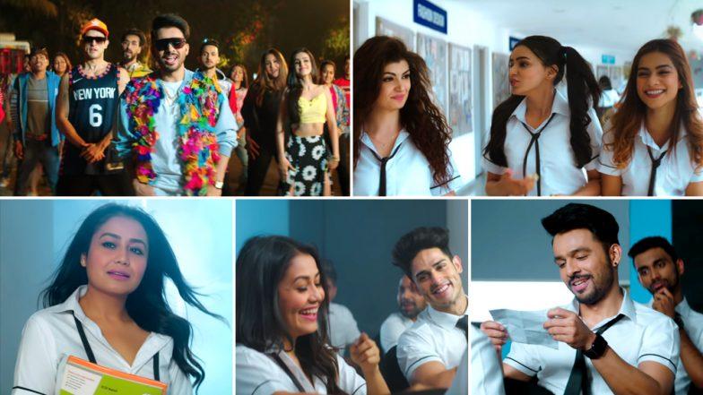 Kuch Kuch Video Song Neha Kakkar Tony Kakkar And Priyanka Sharma S