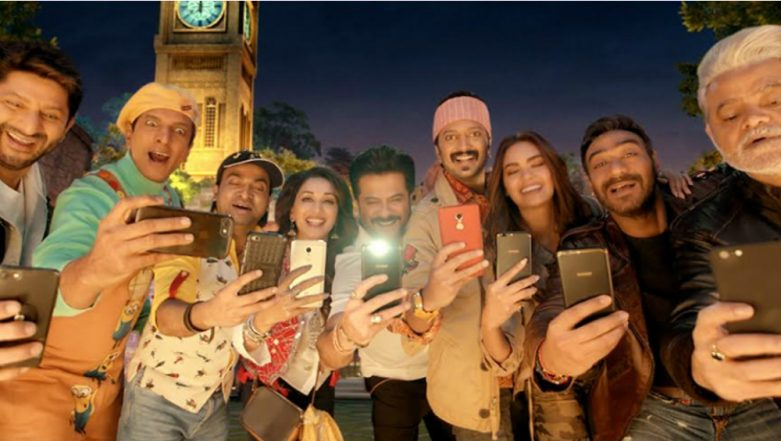 Total Dhamaal Full Movie in HD Leaked by TamilRockers for Free Download & Watch Online! Ajay Devgn Film's Box Office Collection Affected by Online Piracy?