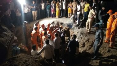 Pune: 6-Year-Old Boy Trapped in Borewell Rescued After 16-Hour Operation