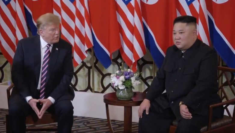 North Korea Says Move Towards Denuclearisation Only in Exchange for Partial Relief from Sanctions