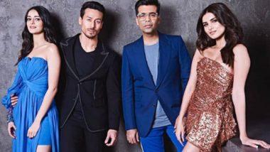 Koffee With Karan 6: Student of The Year 2 Trio Tiger Shroff, Ananya Panday and Tara Sutaria Up Next on Karan Johar's Chat Show