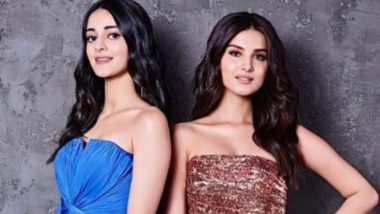 All is Not Well Between Student of The Year 2 Stars Ananya Panday and Tara Sutaria?