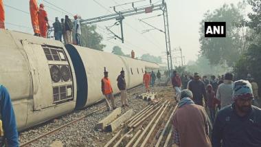 Bihar: 7 Killed, 27 Injured After Delhi-Bound Seemanchal Express Derails in Vaishali District