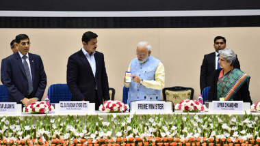 Prime Minister Narendra Modi Launches 'Khelo India App', Developed by Sports Authority of India