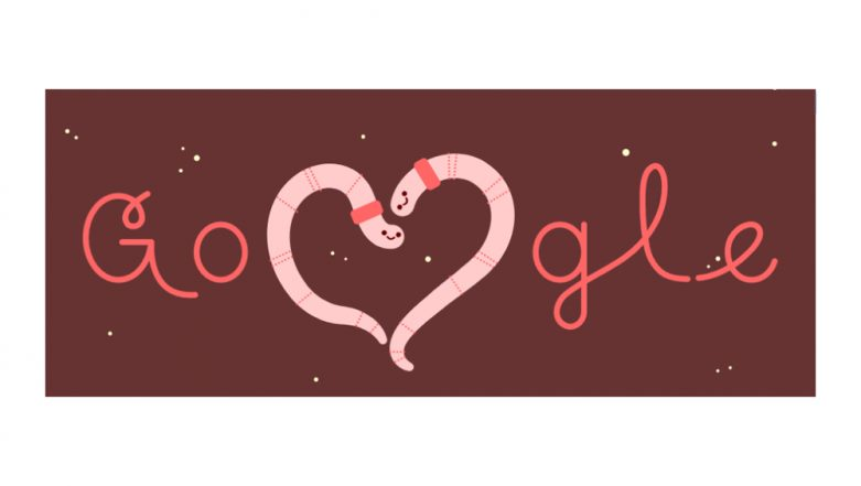 Valentine's Day 2019: Google Dedicates Adorable Doodle to Everyone Love-struck on The Day of Love